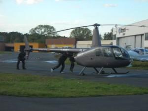 Bild Helikopter Schnupperkurs